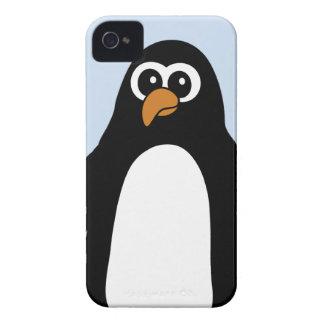 Plump Penguin Case-Mate iPhone 4 Case