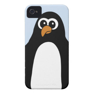 Plump Penguin Case-Mate iPhone 4 Case
