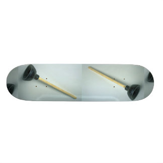 Plunger Photo Skate Boards