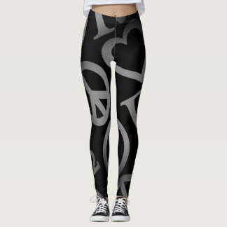 PLUR Symbol Leggings