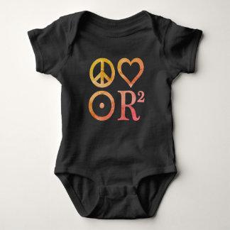 PLUR Symbols Baby Jersey Bodysuit
