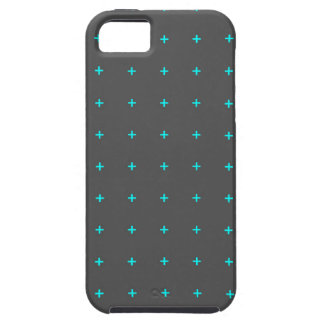 plus sign pattern case for the iPhone 5
