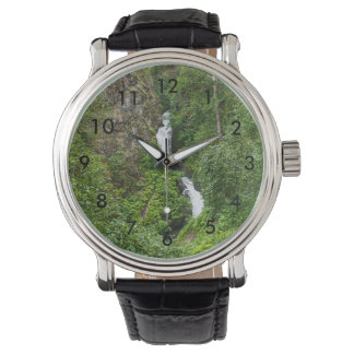 Plush Thunderbird Painterly Wrist Watch