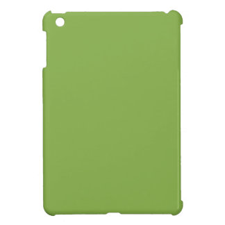 Plushly Ubiquitous Green Color Cover For The iPad Mini