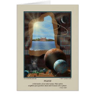 Pluto Card