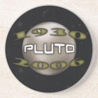 Pluto Commemorative 1930-2006 Coaster