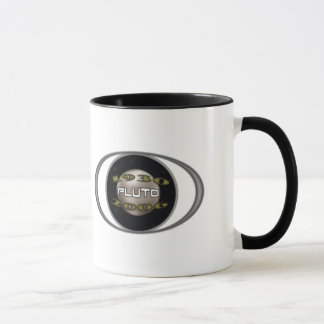 Pluto Commemorative 1930-2006 Mug
