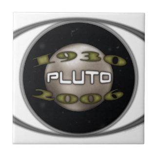 Pluto Commemorative 1930-2006 Tile