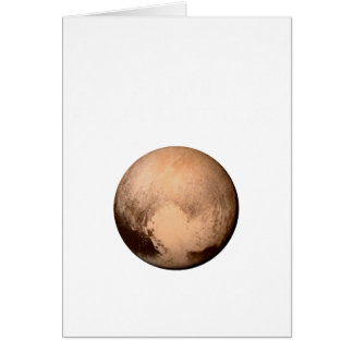 PLUTO FOR PLANETHOOD - JOIN THE CAMPAIGN! (space) Greeting Card