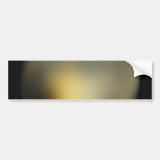 Pluto - HST - 180° Longitude Bumper Stickers