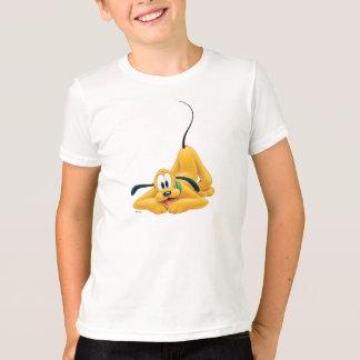 Pluto   Laying Down T-Shirt