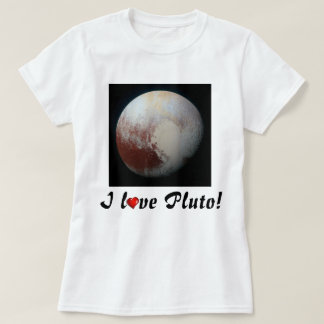 Pluto lovers shirts