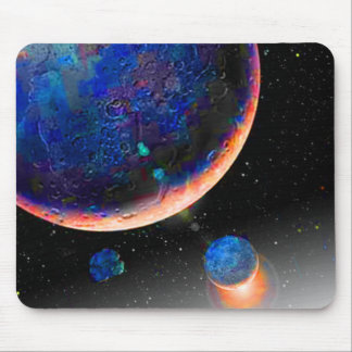 Pluto Mouse Pad