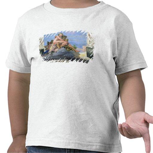Pluto Raping Proserpine (fresco) T Shirts