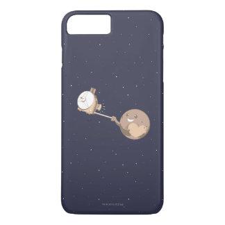 Pluto Selfie iPhone 8 Plus/7 Plus Case