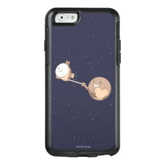 Pluto Selfie OtterBox iPhone 6/6s Case