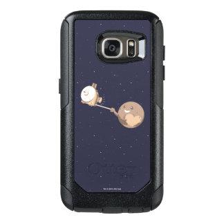 Pluto Selfie OtterBox Samsung Galaxy S7 Case