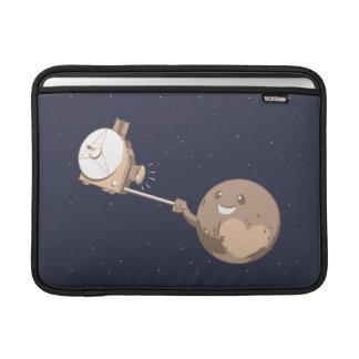 Pluto Selfie Sleeve For MacBook Air