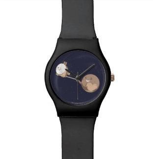 Pluto Selfie Watch