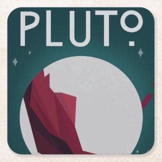 Pluto Space Coasters