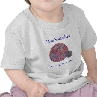 Pluto Sympathizer Tee Shirt