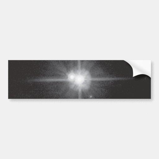 Pluto System Bumper Stickers