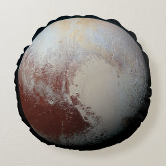 Pluto - The Largest Dwarf Planet Round Cushion