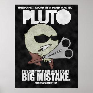 Pluto: The Movie Poster