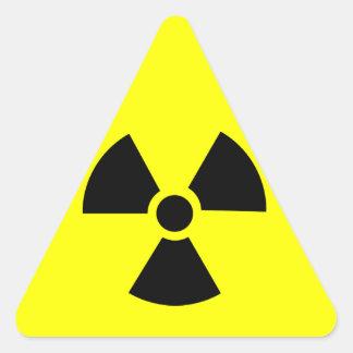 Plutonium Triangle Sticker