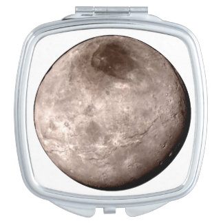 PLUTO'S MOON: CHARON (solar system) ~ Mirror For Makeup