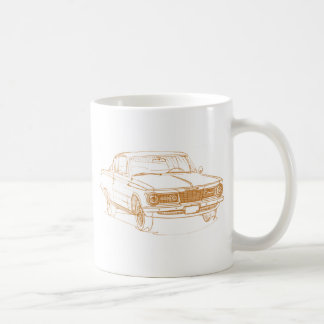 Ply Barracuda 1965 Coffee Mug