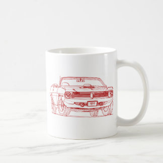Ply Barracuda 1970 conv Coffee Mug