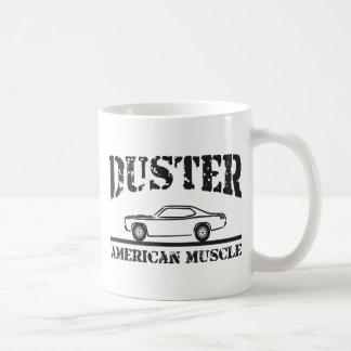 Plymouth Duster American Muscle Car Coffee Mug