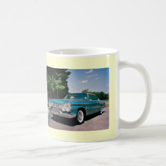 Plymouth Fury '61 Coffee Mug