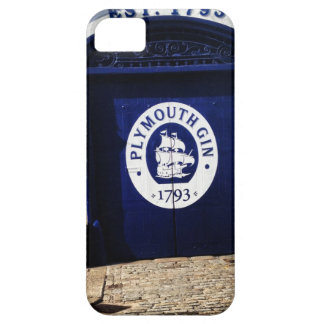 Plymouth Gin iPhone 5 Cover