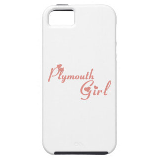 Plymouth Girl iPhone 5 Covers