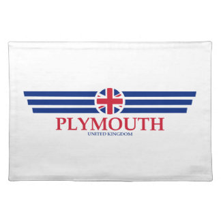 Plymouth Placemat