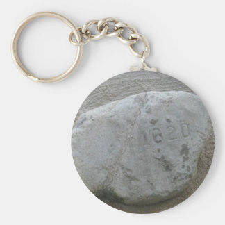 Plymouth Rock 1620 Key Ring