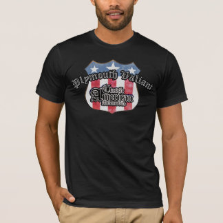 Plymouth Valiant - Route 66 - American Classic T-Shirt