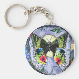 PMACarlson Butterfly Keychain