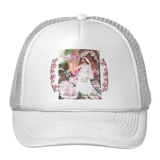 PMACarlson Kate the Princess Bride Trucker Hats