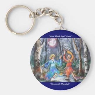 PMACarlson Middle Aged Fairies Key Chain