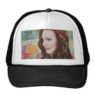 PMACarlson Princess Kate Trucker Hats