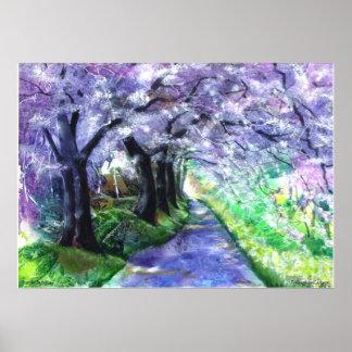 PMACarlson  Purple Pathway Poster