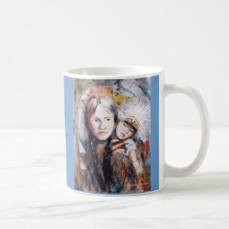 PMACarlson Woman with a Papoose Baby Shower Mug
