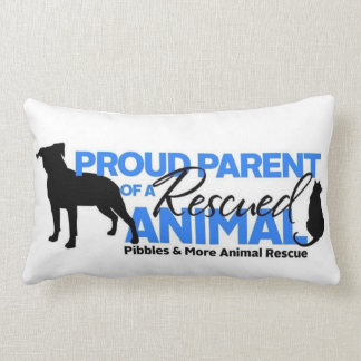 PMAR Proud Rescue Parent Pillow