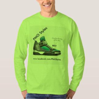 PMO Styles- Men's Sneaker Long Sleeve T-Shirt