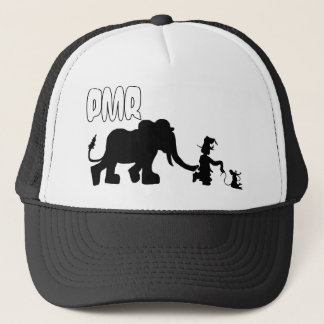 PMR Babe Abe and the fellas Trucker Hat