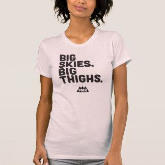 PMR Big Skies, Big Thighs Girls Tee