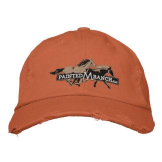 PMR Horses logo baseball cap